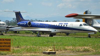 PT-ZJA - Embraer ERJ-140LR - Embraer
