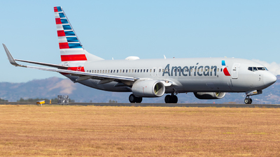 A picture of N945NN - Boeing 737823 - American Airlines - © Alonso Cisneros