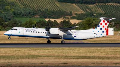 A picture of 9ACQC - De Havilland Canada Dash 8400 - Croatia Airlines - © Thomas Ranner