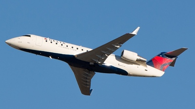 N629BR - Bombardier CRJ-200ER - Delta Connection (SkyWest Airlines)