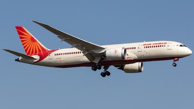 A picture of VTNAC - Boeing 7878 Dreamliner - Air India - © Oliver Sänger
