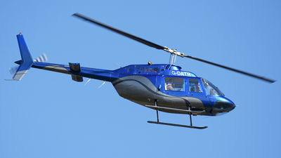 G-DATR - Bell 206B JetRanger II - Private