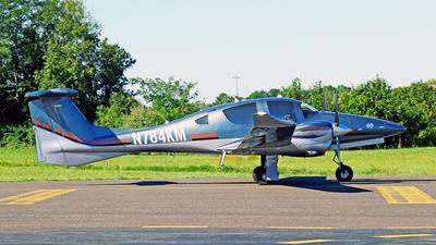 N784KM - Diamond Aircraft DA-62 MSA - Private