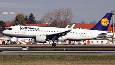 D-AINE - Airbus A320-271N - Lufthansa