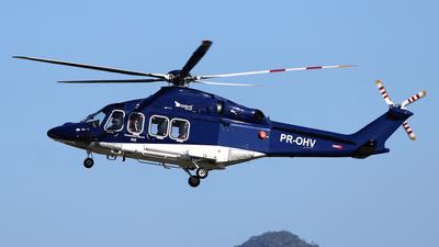 PR-OHV - Agusta-Westland AW-139 - Omni Táxi Aéreo