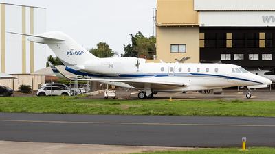 PS-OGP - Cessna 750 Citation X - Private
