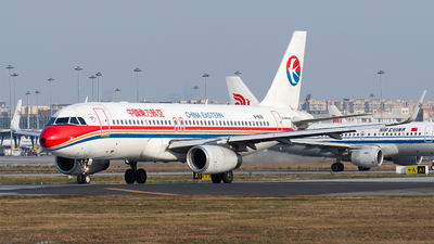B-1835 - Airbus A320-232 - China Eastern Airlines