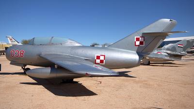 038 - WSK-Mielec SB Lim-2 - Poland - Air Force