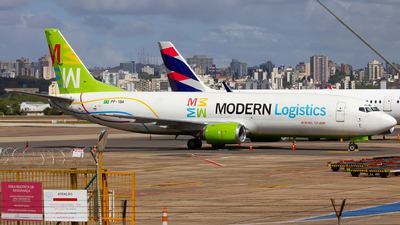 A picture of PPYBA - Boeing 7374K5(SF) - Modern Logistics - © Roger Rodrigues