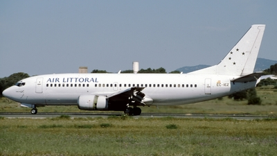 EC-IEZ - Boeing 737-33A - Air Littoral (Hola Airlines)