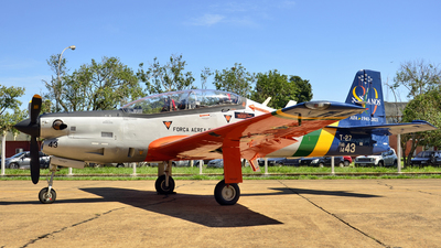 FAB1443 - Embraer EMB-312 Tucano - Brazil - Air Force