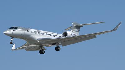 VP-CPU - Gulfstream G650ER - Private