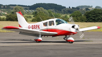 A picture of GBRPK - Piper PA28140 - [287325070] - © David Cook