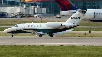 N279DV - Cessna 525B CitationJet 3 - Private