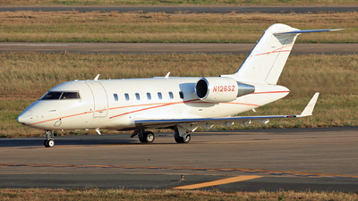 N126SZ - Bombardier CL-600-2B16 Challenger 650 - Private