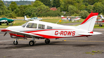 G-ROWS - Piper PA-28-151 Cherokee Warrior - Private