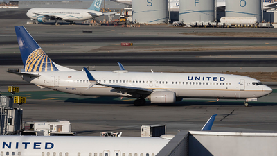 N68891 - Boeing 737-924ER - United Airlines