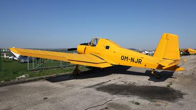 OM-NJR - Zlin Z-37A Cmelák - Private