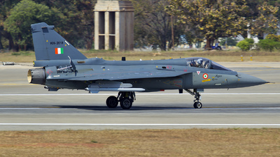 KH-2018 - Hindustan Aeronautics LCA Tejas Mk.II - India - Air Force