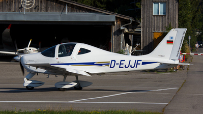 A picture of DEJJF - Tecnam P2002 Sierra JF - [257] - © Marvin Schenk