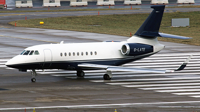 G-LATE - Dassault Falcon 2000EX - Executive Jet Charter