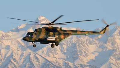 09 - Mil Mi-17 Hip - Kazakhstan - Air Force