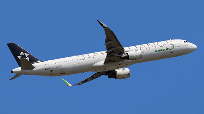 B-16206 - Airbus A321-211 - Eva Air