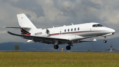 N652QS - Cessna Citation Latitude - NetJets Aviation
