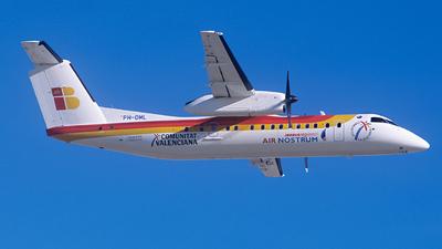 PH-DML - Bombardier Dash 8-Q315 - Iberia Regional (Air Nostrum)