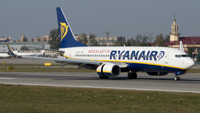 EI-EVF - Boeing 737-8AS - Ryanair