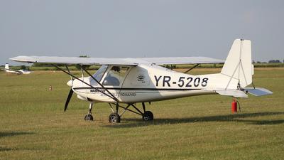 YR-5208 - Ikarus C-42 - Romanian Airclub