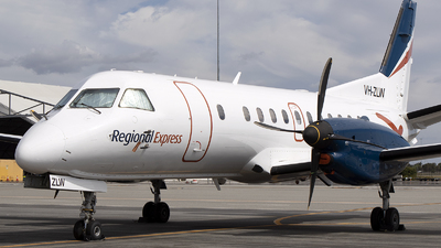 A picture of VHZLW - Saab 340B - Regional Express - © Brenden