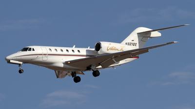 A picture of N921QS - Cessna 750 Citation X - NetJets - © Jeremy D. Dando