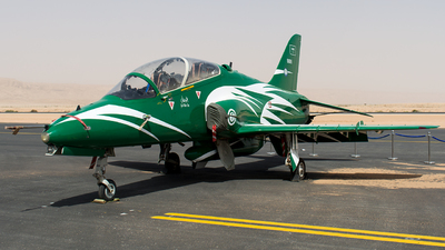8805 - British Aerospace Hawk Mk.65A - Saudi Arabia - Air Force