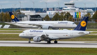 D-AILY - Airbus A319-114 - Lufthansa