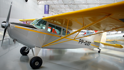 PP-DXF - Aeronca 11CC Super Chief - Private