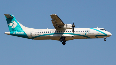 I-ADLK - ATR 72-212A(500) - Air Dolomiti