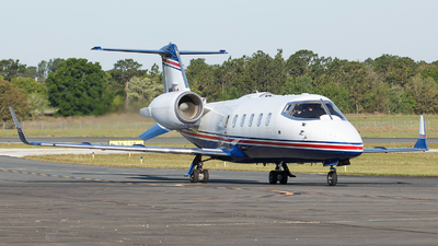 N21AC - Bombardier Learjet 60 - Private