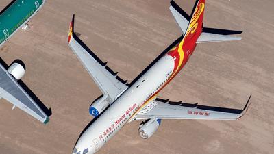 N781AR - Boeing 737-84P - Hainan Airlines