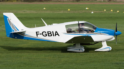 F-GBIA - Robin DR400/140B Major - Private