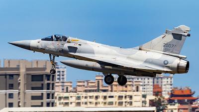 2007 - Dassault Mirage 2000-5EI - Taiwan - Air Force