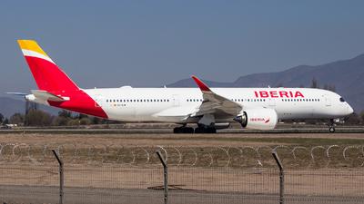 A picture of ECNJM - Airbus A350941 - Iberia - © Carlos Martinez Misle