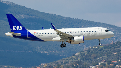 SE-ROZ - Airbus A320-251N - Scandinavian Airlines (SAS)