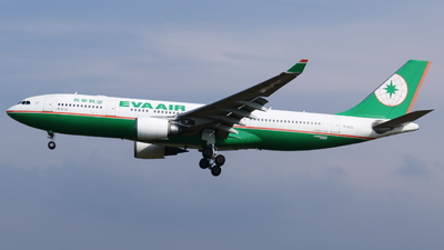B-16312 - Airbus A330-203 - Eva Air