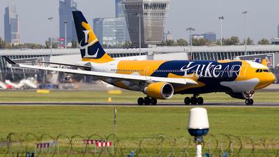 9H-RTU - Airbus A330-202 - Luke Air
