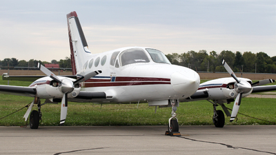 A picture of N468TW - Cessna 414A Chancellor - [414A0071] - © Zihaoo W & Donny H Photography