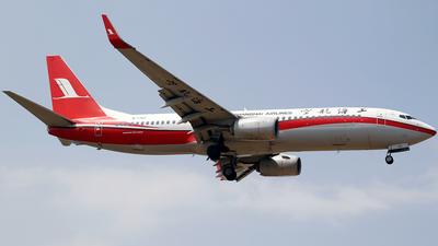 B-1742 - Boeing 737-86D - Shanghai Airlines