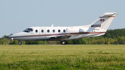 N55SQ - Beechcraft 400A Beechjet - Private