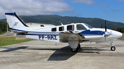 PP-AAZ - Beechcraft G58 Baron - Private