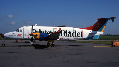 OY-JRV - Beech 1900D - Danish Air Transport (DAT)